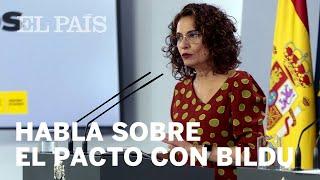 #CORONAVIRUS | MONTERO habla sobre la derogación de la REFORMA LABORAL