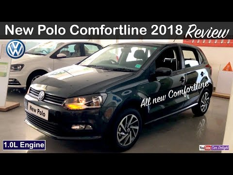 Polo Comfortline 2018 | Polo 2018 Comfortline Interior,Exterior and Features | Polo 1 0 2018