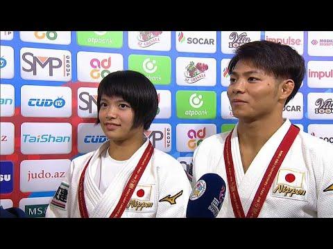 اليابانيان أوتا وهيفومي آبي.. أول شقيقين يفوزان ببطولة العالم للجود في يوم واحد…