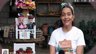 Joven emprendedora Everling Briones dio vida a la Marca: Eli's Blossom