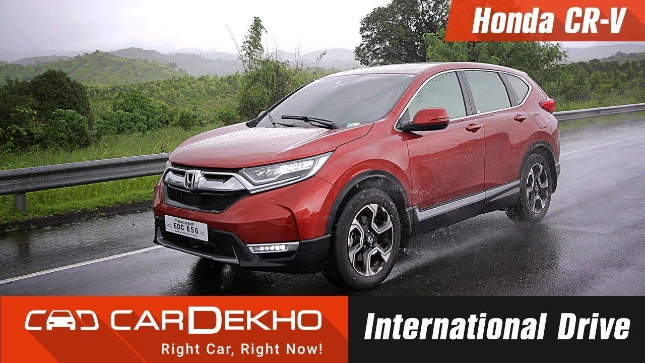Honda CR-V 1.6 Diesel AT: First Drive Review | CarDekho.com