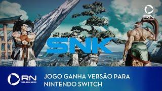 'Samurai Shodown': Game ganha versão para o Nintendo Switch