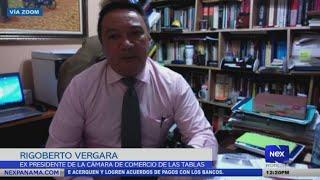 Entrevista a Rigoberto Vergara, sobre la solicitud de nuevo toque de queda y medidas mas estrictas