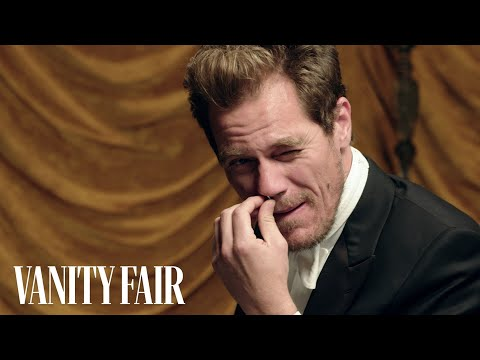 connectYoutube - Michael Shannon Puts $2.10 in Coins Up His Nose | Secret Talent Theatre | Vanity Fair