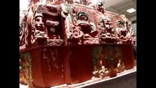 The Rosalila Temple of Copan, Honduras