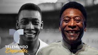 Pelé, el rey del fútbol, cumple 80 años | Telemundo Deportes