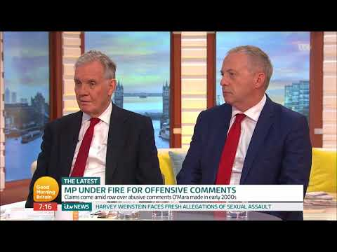 Jonathan Aitken Comments on the Jared O'Mara Situation | Good Morning Britain