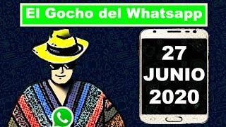 El Gocho del Whatsapp 27 - 06 - 2020