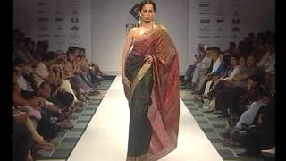 Satya Paul Fashion Week Saree Collection At Kolkata