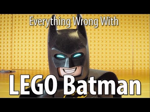 connectYoutube - Everything Wrong With The LEGO Batman Movie