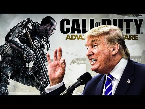 """Trump Screws Up Big Time, Says He Sold Fighter Jets To Norway That Only Exist In """"Call Of Duty"""""""