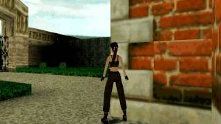 Tomb Raider II Walkthrough Прохождение - Part 1