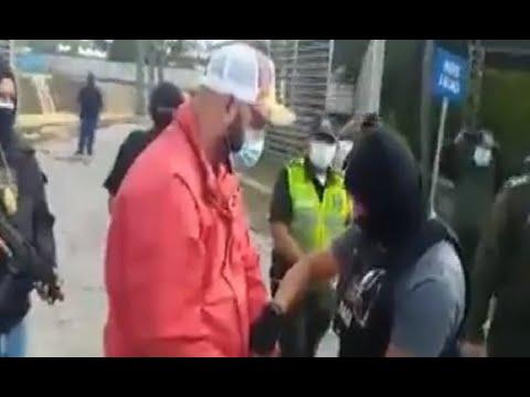 Extraditan peligroso narco al Brasil