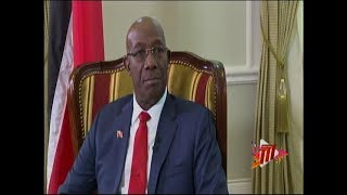 One On One With Prime Minister Dr. Keith Rowley