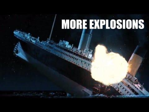 Video: Titanikas 3D -