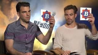 NASA Q&A With the Stars of STAR TREK: BEYOND