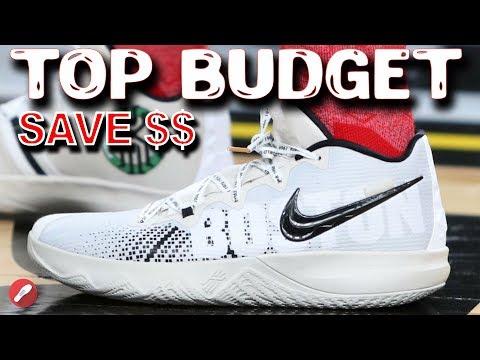 Top 10 Budget Basketball Shoes 2018!! So Far