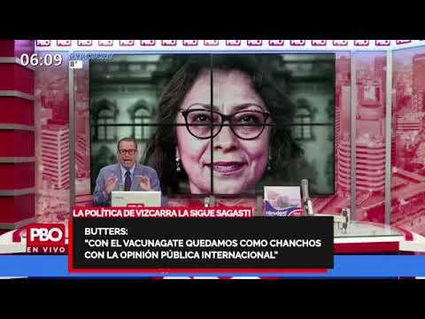 PHILLIP BUTTERS ¿POR QUÉ SAGASTI SIGUE LA POLÍTICA DE VIZCARRA  PBO 91.9 FM ¡LA RADIO CON FE!