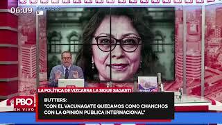 PHILLIP BUTTERS ¿POR QUÉ SAGASTI SIGUE LA POLÍTICA DE VIZCARRA ???? PBO 91.9 FM ¡LA RADIO CON FE!
