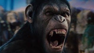 Dawn of the Planet of the Apes - Andy Serkis on the Fate of the Planet of the Apes - WonderCon 2014