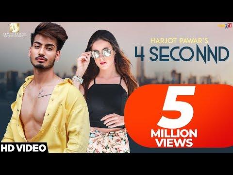 4 SECONND LYRICS - Harjot Pawar   Punjabi Song
