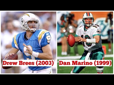 HORRIBLE Seasons By Great NFL Quarterbacks