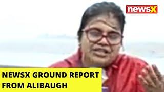 CYCLONE NISARG: NEWSX GROUND REPORT FROM ALIBAUGH |NewsX - NEWSXLIVE