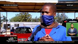 Eastern Cape car wash business  offers free sanitisation