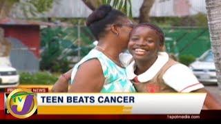 TVJ Ray of Hope: Teen Beats Cancer - January 27 2020