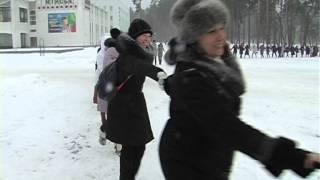 День Соборности 22.01.2014  в г. Славутич