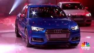 Frankfurt Motor Show 2015: Updated Audi A4 unveiled