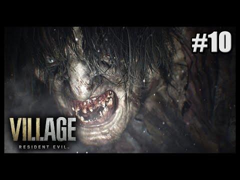 DANS LA TANIERE (Resident Evil Village #10)