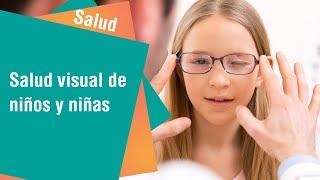 Señales de problemas en la salud visual de sus hijos | Salud