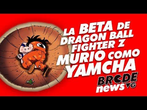 La Beta de Dragon Ball Fighter Z MURIÓ como Yamcha