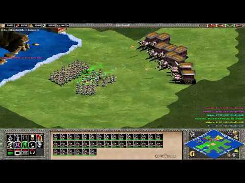 Age of Empires II CBA HERO #06