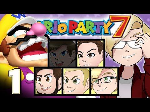 Mario Party 7: