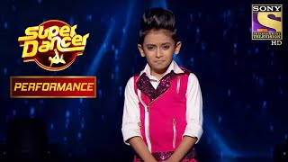 Zeenat Ji ने की Saksham के Double Trouble Performance की तारीफ | Super Dancer Chapter 3 - SETINDIA