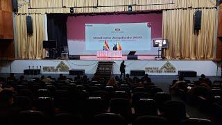 Instalan gabinete ampliado del Presidente