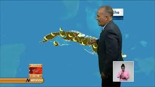 El tiempo en Cuba: Calor y escasas lluvias