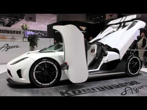 360 degree view of Koenigsegg Agera