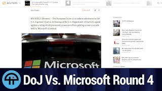 DoJ Vs. Microsoft -- Round 4