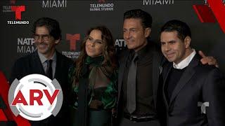 Telemundo presenta sus nuevos éxitos en la conferencia NAPTE  | Al Rojo Vivo | Telemundo