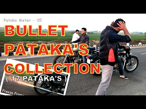 connectYoutube - Bullet Pataka's Collection ( How to make pataka sound )