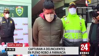 Lima Este: PNP frustró robo de medicamentos valorizados en más de 15 mil soles
