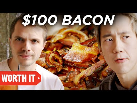 connectYoutube - $2 Bacon Vs. $100 Bacon