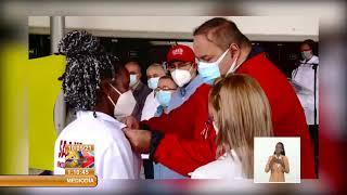 Venezuela: Laboran colaboradores cubanos en hospital más grande América Latina