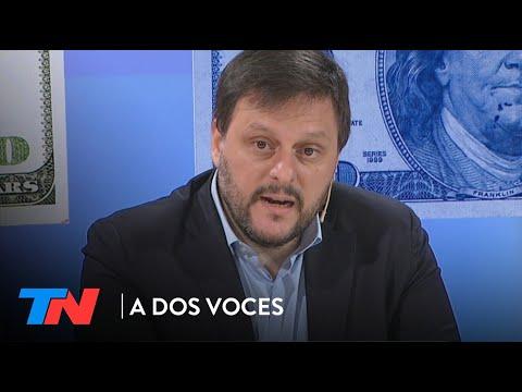 LA DEMOCRACIA NO ESTÁ EN RIESGO: Leandro Santoro en A DOS VOCES
