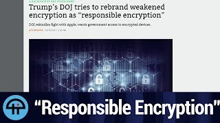 Responsible Encryption vs. Warrant-Proof Encryption