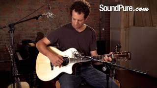Eastman AC808CE Acoustic Guitar Demo - Eastman Guitars