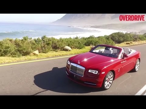 First Drive - Rolls-Royce Dawn (India Exclusive)